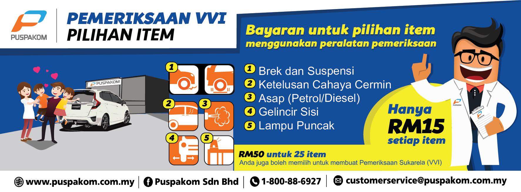 VVI-pilihan item